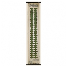 Sizzix Tim Holtz Alterations Die Sizzlits Decorative Strip Harlequin Border