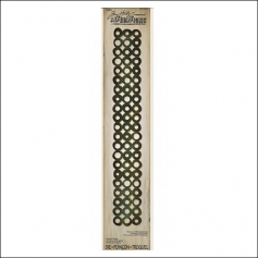 Sizzix Tim Holtz Alterations Die Sizzlits Decorative Strip Washer Border