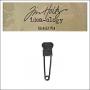 Idea-ology Tim Holtz Metal Trinket Pin Memoirs 87