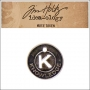 Idea-ology Tim Holtz Metal Muse Token Knowledge