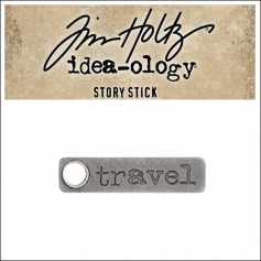 Idea-ology Tim Holtz Metal Story Stick Travel