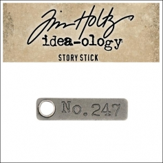 Idea-ology Tim Holtz Metal Story Stick No. 247