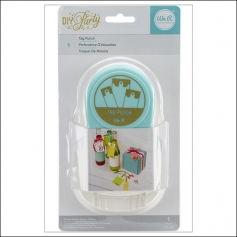 We R Memory Keepers Tag Punch DIY Collection