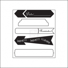 Prima Marketing Mini Clear Stamps Lifetime
