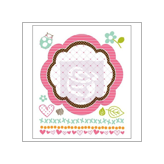 Prima Marketing Mini Clear Stamps So Cute