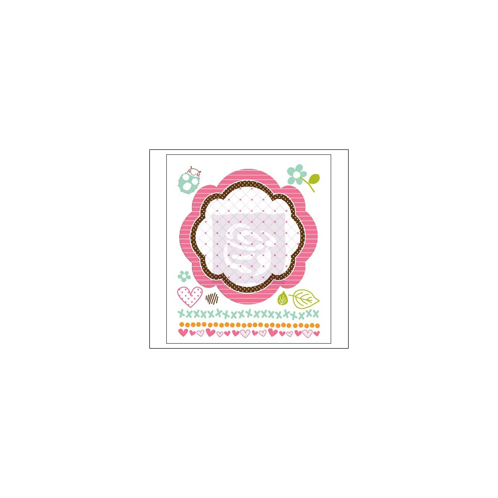 Prima Marketing Mini Clear Stamps So Cute