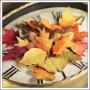 Prima Marketing Mulberry Paper Leaves Splendor Autumn Mix