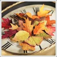 Prima Marketing Mulberry Paper Leaves Splendor Autumn Mix