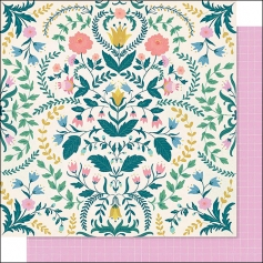 Crate Paper Paper Sheet Sentiment Willow Lane Collection by Maggie Holmes