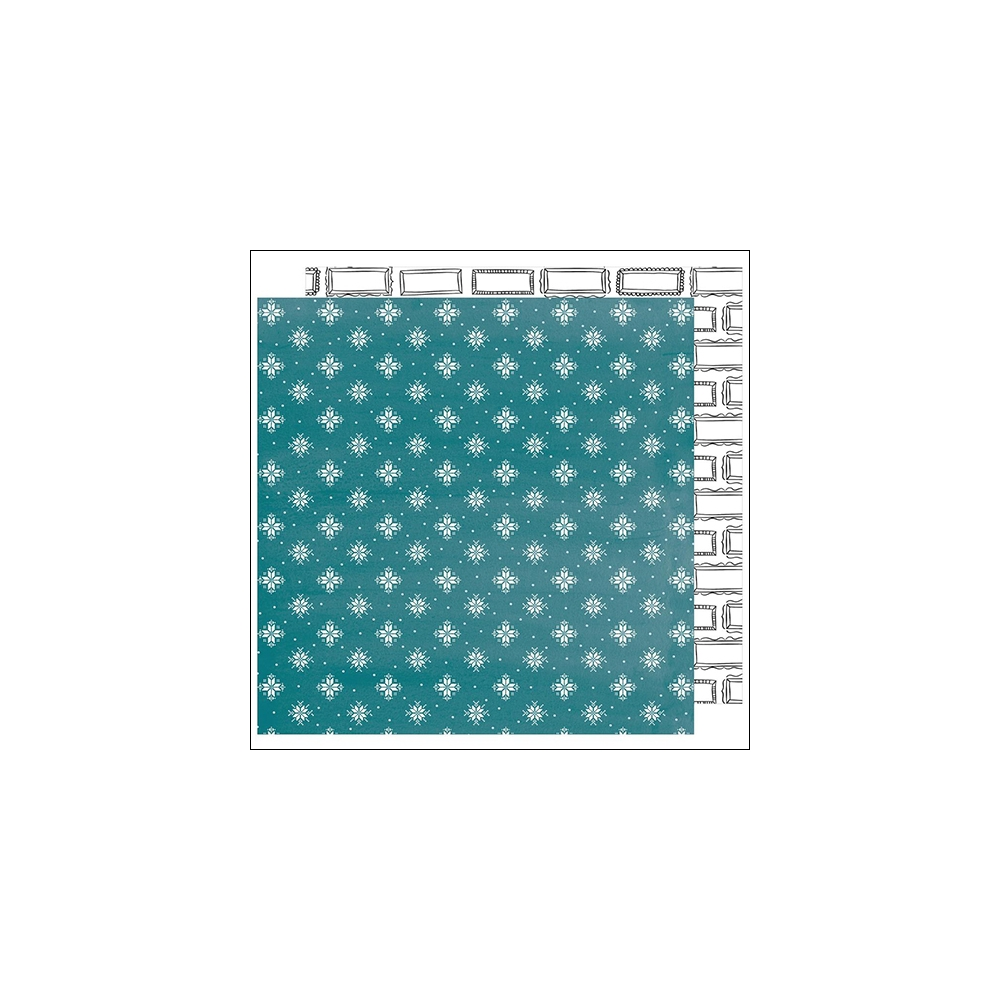American Crafts Paper Sheet Cozy When Sweater Weather Collection