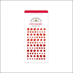 Doodlebug Mini Jewels Ladybug Assortment