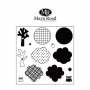 Maya Road Create a Forest Clear Stamps