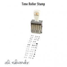 Ali Edwards Day Of The Week Roller Stamp