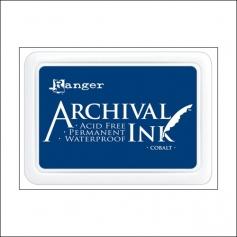 Ranger Archival Ink Pad Cobalt