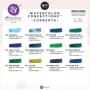 Prima Marketing Art Philosophy Watercolor Confections Currents