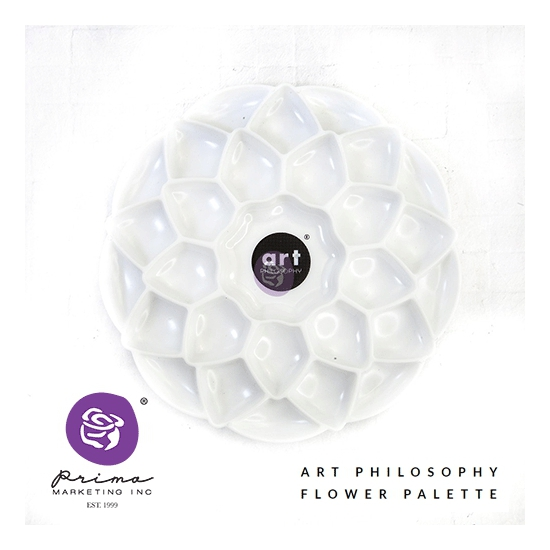 Prima Marketing Art Philosophy Flower Palette