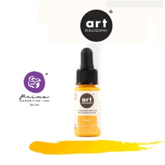 Prima Marketing Art Philosophy Concentrated Watercolor 0.5 fl. oz | 15 ml Taxi