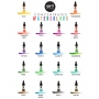 Prima Marketing Art Philosophy Concentrated Watercolor 0.5 fl. oz   15 ml Taxi