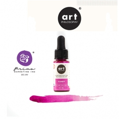 Prima Marketing Art Philosophy Concentrated Watercolor 0.5 fl. oz | 15 ml Candy