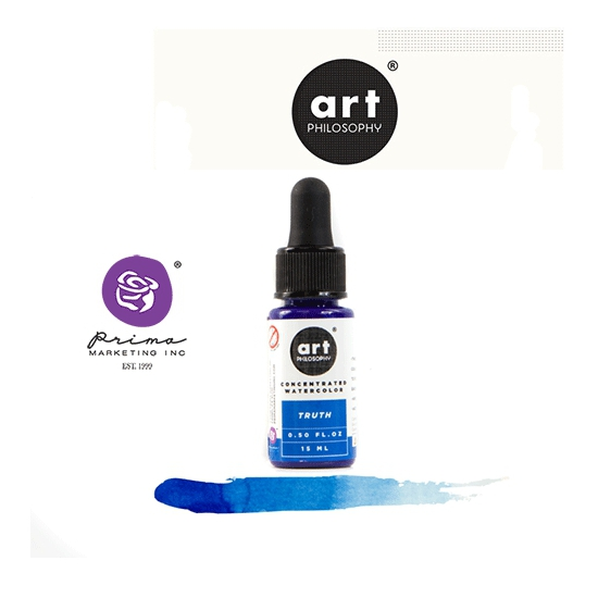 Prima Marketing Art Philosophy Concentrated Watercolor 0.5 fl. oz | 15 ml Truth