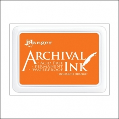 Ranger Archival Ink Pad Monarch