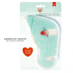 American Crafts Marathon Runner and Refill Sticky Thumb Collection