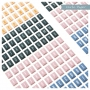Crate Paper Thickers Puffy Glossy Alpha Backyard Heritage Collection by Maggie Holmes