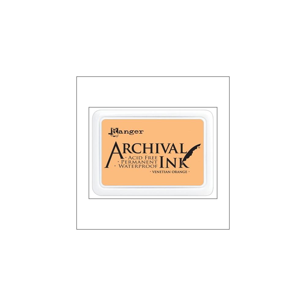 Ranger Archival Ink Pad Venetian Orange