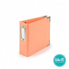 We R Memory Keepers Albums Made Easy Instagram Classic Leather Coral