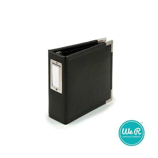 We R Memory Keepers Albums Made Easy Instagram Classic Leather Black