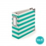 We R Memory Keepers 4 x 4 inch Album Made Easy Instagram Neon Teal