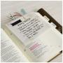American Crafts Creative Devotion Scripture Vellum Paper Watercolor Palette