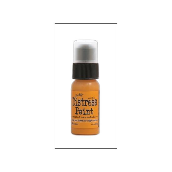 Ranger Distress Paint Spiced Marmalade by Tim Holtz