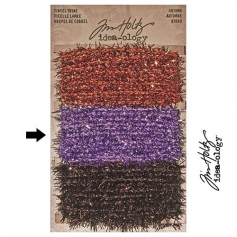Tim Holtz Idea-ology Tinsel Twine Purple Autumn