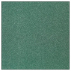 American Crafts Pow Glitter Paper Solid Evergreen