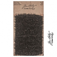 Tim Holtz Idea-ology Tinsel Twine Black