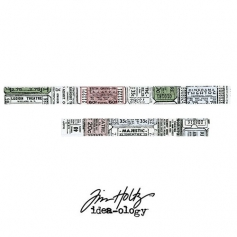 Tim Holtz Idea-ology Tissue Tape Roll Journeyman