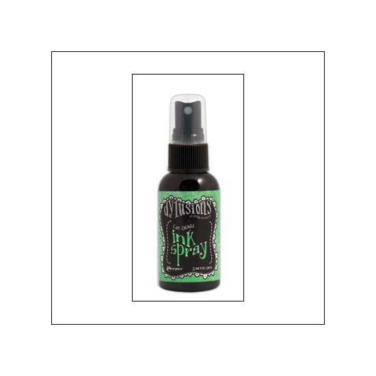 Ranger Ink Spray Cut Grass Dylussions by Dyan Reaveley