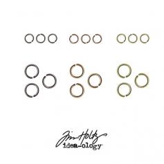 Idea-ology Tim Holtz Metal Jump Rings