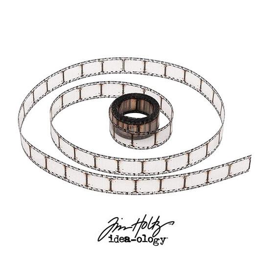 Tim Holtz Idea-ology Film Strip Ribbon