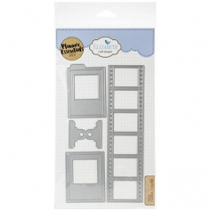 Elizabeth Craft Designs Planner Essentials Dies Planner Filmstrip