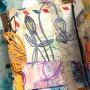 Elizabeth Craft Designs Dies Floral Insert