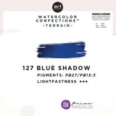 Prima Marketing Art Philosophy Refill Pan BLUE SHADOW 127 - Terrain Watercolor Confections