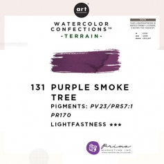 Prima Marketing Art Philosophy Refill Pan PURPLE SMOKE TREE 131 - Terrain Watercolor Confections