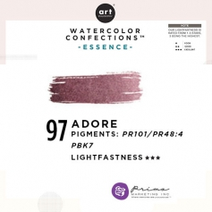 Prima Marketing Art Philosophy Refill Pan ADORE 97 - Essence Watercolor Confections