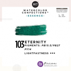 Prima Marketing Art Philosophy Refill Pan ETERNITY 103 - Essence Watercolor Confections