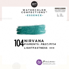 Prima Marketing Art Philosophy Refill Pan NIRVANA 104 - Essence Watercolor Confections