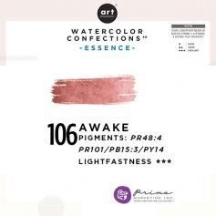 Prima Marketing Art Philosophy Refill Pan AWAKE 106 - Essence Watercolor Confections