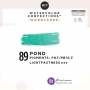 Prima Marketing Art Philosophy Refill Pan POND 89 - Woodlands Watercolor Confections
