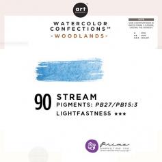 Prima Marketing Art Philosophy Refill Pan STREAM 90 - Woodlands Watercolor Confections
